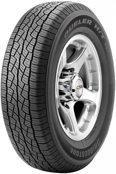 Bridgestone D687 215/70 R16 100H off road, 4x4, suv nyári gumi