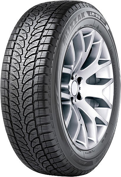 Bridgestone LM80 Evo 235/60 R16 100H off road, 4x4, suv téli gumi