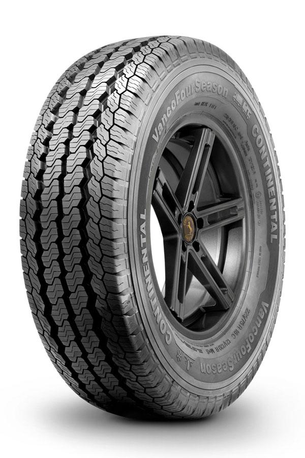 Continental VancoFourSeason LI=1 215/75 R16C 116R kisteher négyévszakos gumi C