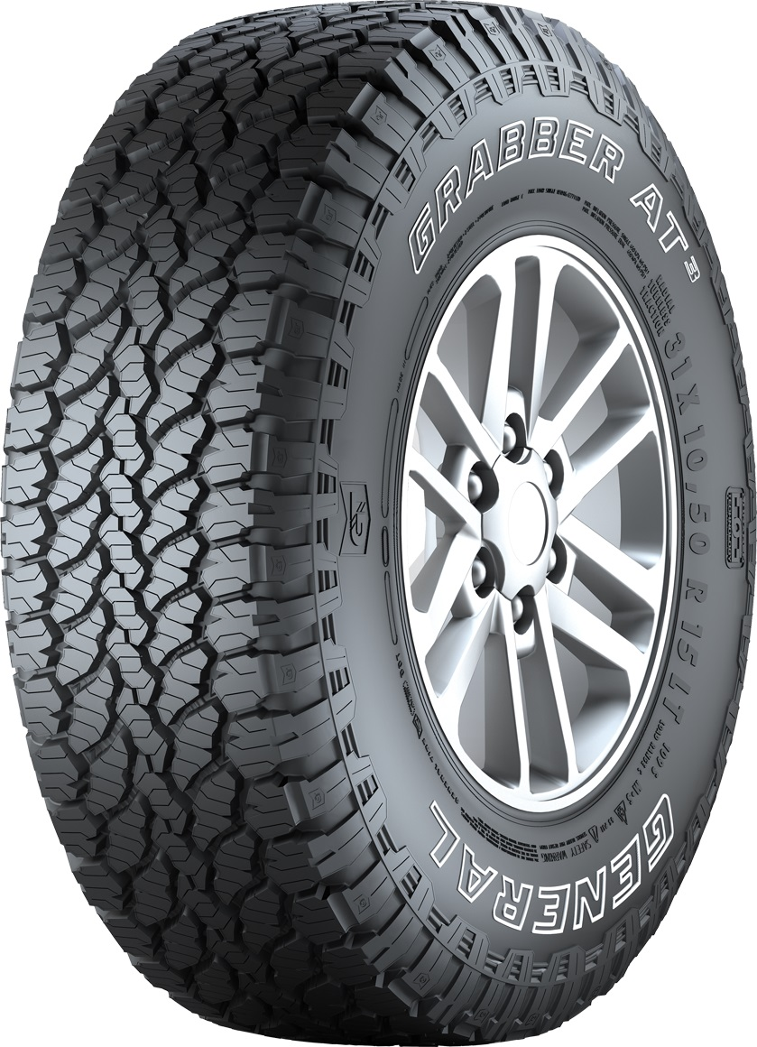 General Tyre Grabber AT3 285/60 R18 116H off road, 4x4, suv nyári gumi