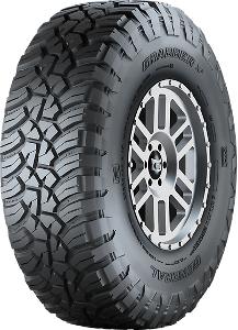 General Tyre Grabber X3 305/55 R20 121Q off road, 4x4, suv nyári gumi