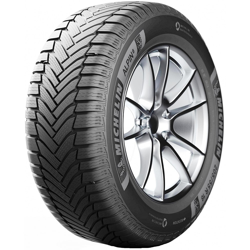 Michelin Alpin 6 XL 185/65 R15 92T téli gumi