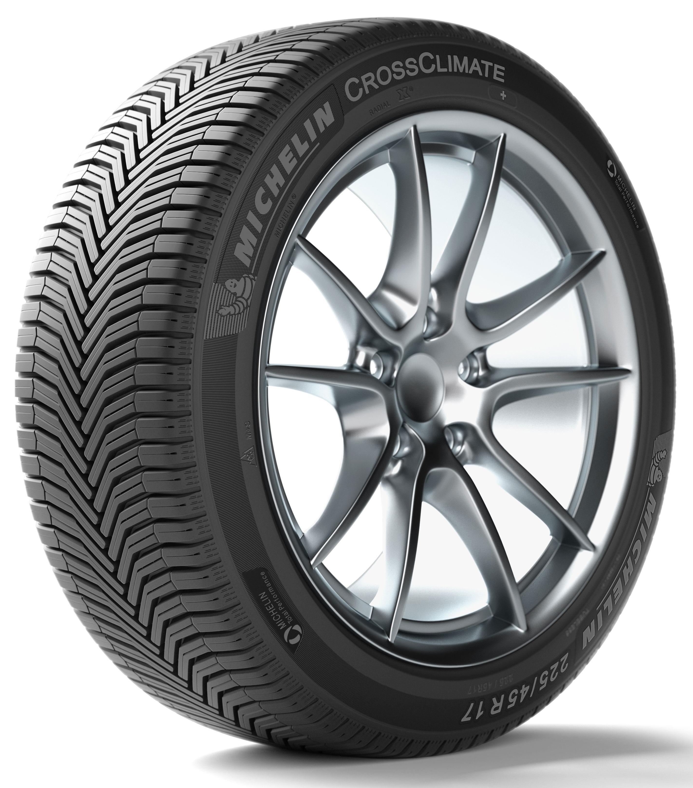 Michelin XL CROSSCLIMATE+ 235/55 R17 103Y négyévszakos gumi