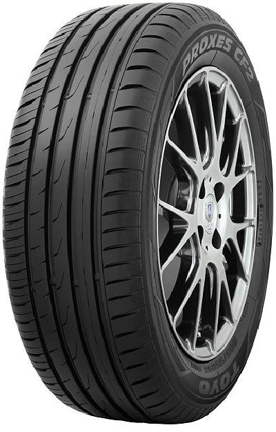 225/65 R17 102H CF2 SUV Proxes Toyo SI: H=210 km/h LI: 102=850kg nyári, off road gumiabroncs