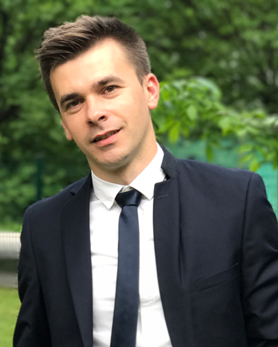 ELEKES Attila, ügyfélszolgálati vezető