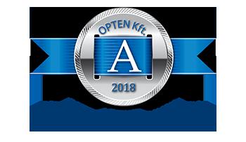 Az OPTEN kft. minősítése