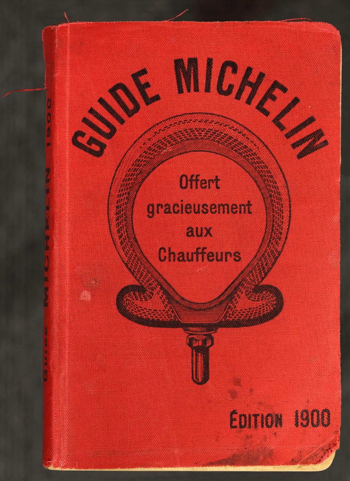 Michelin guide 1