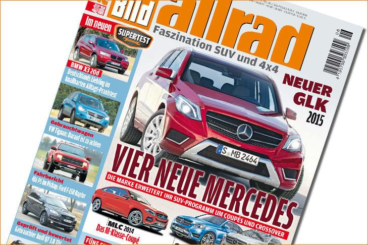 AutoBild Allrad magazin