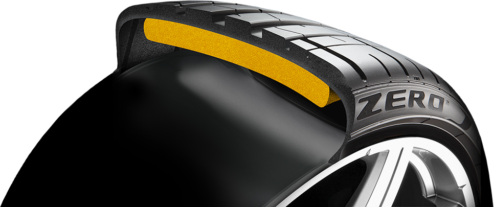 A gumiabroncsok hangtompító technológiája - Pirelli-
