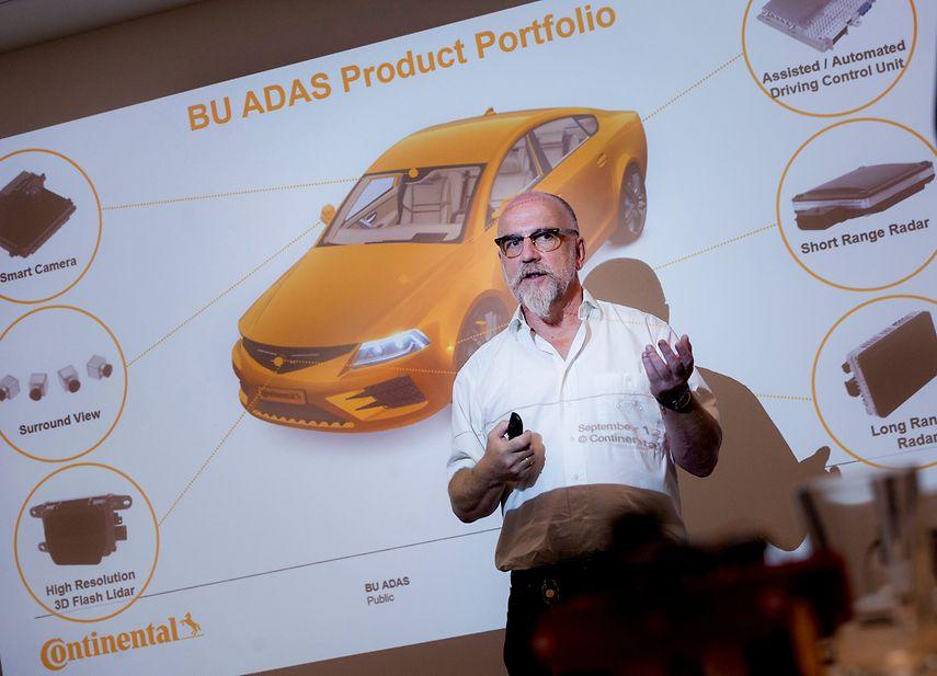 """Continental Mesterséges Intelligencia Fejlesztő Központ- Első """"Professzionális Intelligencia az Autóiparban"""" (PIA) Nap"""